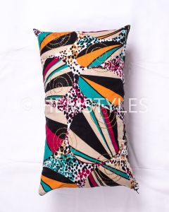 Double-sided pillow cover Woodin and Wax